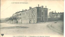 Clermont Ferrand   Quartier Générale - Clermont Ferrand
