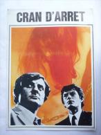 DOSSIER DE PRESSE Cran d'arr�t - 1970 Yves Boisset - Bruno Cremer