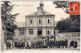 VOVES - Ecole De Garçons   (59586) - France