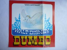 DOSSIER DE PRESSE dumbo - WALT DISNEY