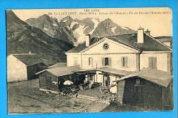 CP, 05, LE LAUTARET, Hôtel - Glacier De L'Homme - Pic Du Bec-de-l'Homme, Vierge - France