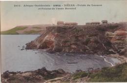 SENEGAL - DAKAR - POINTE DU LAZARET ET FALAISE DE L'ANSE BERNARD. - Senegal
