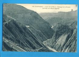 CP, 38, Dauphiné, Ligne De La Mure - Passage De La Rivoire -Le Drac Et Le Mont Aiguille, Vierge, Ed P. Gaude - Non Classés