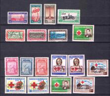 Smal Collection Mint Guatemala - Guatemala