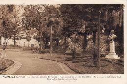 ACIREALE  /  Un Viale Del Giardino Belvedere - Acireale