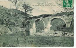 Environs De Tournon Le Viaduc De Troyes Sur La Ligne Des Cfd - Tournon