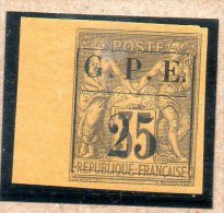 GUADELOUPE : TP N° 2 * - Guadeloupe (1884-1947)