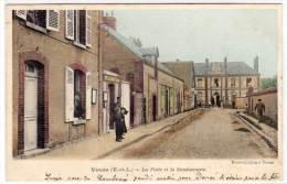 VOVES-  La Poste Et La Gendarmerie     (59595) - France