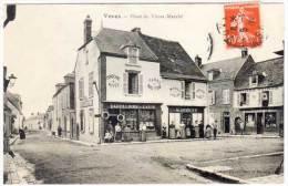 VOVES-  Place Du Vieux Marché  - Commerces - Tabac - Dauvilliers      (59598) - France