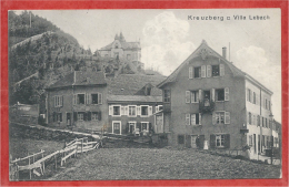 68 - MARKIRCH - SAINTE MARIE Aux MINES - Kreuzberg - Villa Lebach - Feldpost  - Voir Cachet - Sainte-Marie-aux-Mines