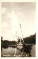 EGYPTE - ALEXANDRIE - Mahmoudieh Canal - Alexandria