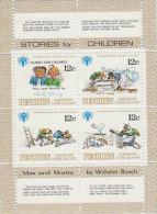 Penrhyn-1979 International Year Of The Child 12c Sheetlet MNH - Penrhyn