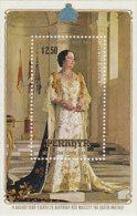Penrhyn-1980 80th Birthday Queen Mother Souvenir Sheet MNH - Penrhyn