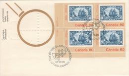 CANADA 1982 FDC SCOTT/UNITRADE 913 PB VALUE US $4.10 - 1981-1990