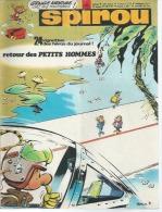 SPIROU  N° 1737  -  Déssin: SERON  -  1971 - Spirou Magazine