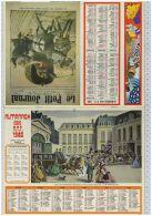 L'Almanach Des PTT De 1985, Gironde 33 - Calendriers