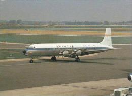 SPANTAX DOUGLAS DC-7C - 1946-....: Moderne