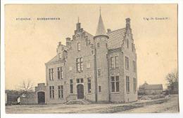 D 11050 - ETICHOVE - Gemeentehuis - Maarkedal
