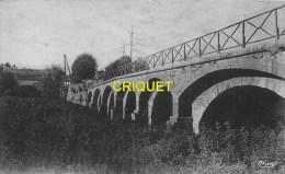 Cpa 77 Soignolles, Le Pont De L'Yerres - Altri Comuni