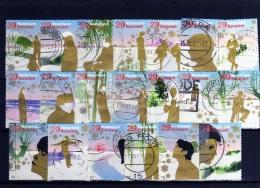Nederland, Holanda, Serie Completa  Año 2002  Yvert Nr. Usada - Nuevos