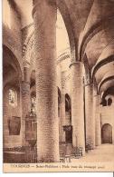 TOURNUS --  St-Philibert --  Nefs Vues Du Transept Nord - Macon