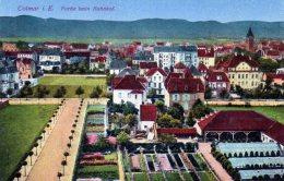 AK  Colmar Im Elsas, Partie Am Bahnhof, Ungel. Um 1915 - Unclassified