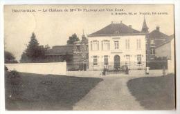 D11057 - BEAUVECHAIN    Le Château De Mme Ve Plancquart - Ven Exen   *oblitération Relais* - Beauvechain
