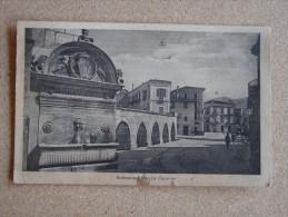Aq1136)  Sulmona - Piazza Carmine - L'Aquila