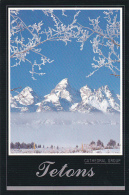 Wyoming Cathedral Group Grand Teton National Park
