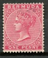 BERMUDA 1883-1904 1d USED SG 23 -CA - Autres