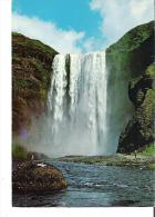 Skogaloss, Iceland The 204 Feet High Waterfall Located In South Iceland - Iceland