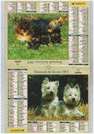 L'Almanach Du Facteur De 2002, Morbihan 56 - Grand Format : 2001-...