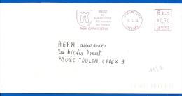 Mairie - EMA (1382) 78 GARANCIERES - 02 03 2004 - Freistempel