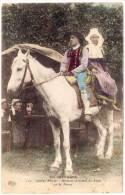 SCAER - NRVEZ   - Jeunes Mariés A Cheval   (59645) - Névez