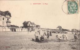 50 - SAINT PAIR Sur MER - La Plage. - Saint Pair Sur Mer