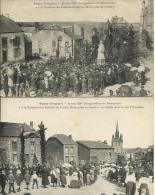 Sugny Inauguration 1920 2 Cartes - Namur