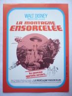 DOSSIER DE PRESSE LA MONTAGNE ENSORCELLEE - 2009_ WALT DISNEY - Pubblicitari