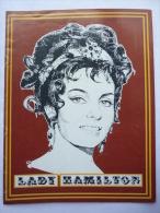 DOSSIER DE PRESSE LADY HAMILTON - Vivien Leigh - Laurence Olivier - Pubblicitari