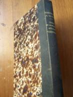 PREMIER VOLUME (en 2 Volumes) CHRESTOMATHIE ANGLAISE Choix Morceaux  PROSATEURS ET POETES ANGLAIS 1866 BROCKHAUS Graeser - 1850-1899