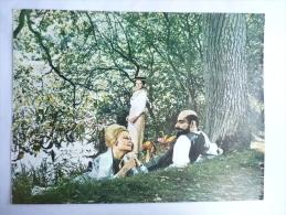 DOSSIER DE PRESSE LANDRU - 1963 - Charles Denner  - Danielle Darrieux - Mich�le Morgan - St�phane Audran