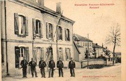AVRICOURT  Frontière Franco Allemande - France