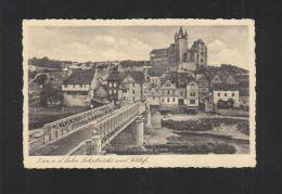 AK  Diez An Der Lahn Lahnbrücke Und Schloss - Diez