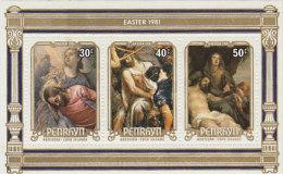 Penrhyn-1981 Easter Souvenir Sheet MNH - Penrhyn