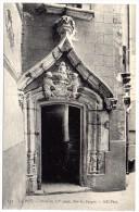CP, 43, Le PUY EN VELAY, Porte Du XVè Siecle, Rue Des Farges, Vierge - Le Puy En Velay