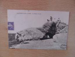 CPA .ANIMEE / VENDEE/ BRETIGNOLLES SUR MER/ LA ROCHE TROUEE - Bretignolles Sur Mer