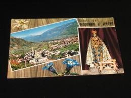 MADONNA DI TIRANO COLORI VG 1956 - Sondrio