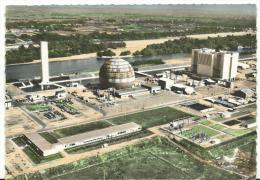 Indre Et Loire  :  AVOINE  :  La  Centrale  Nucléaire  ( Lapie ) - Frankreich