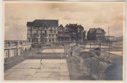 18691g DUINBERGEN - PHOTOGRAPHIE - TENNIS - Editeur Tobiansky (TOB) +/- 1926 - 14.9x9.8c - Heist