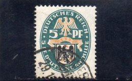 ALLEMAGNE 1925 O - Usati