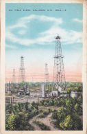 Oil Field Scene ,Oklahoma City , Oklahoma , 00-10s - Oklahoma City